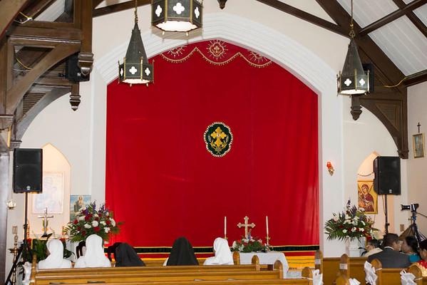 Fr. Michael's First Mass