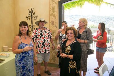 De Tierra Vineyards Event 7-21-12