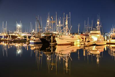 Seaport Village Marina
