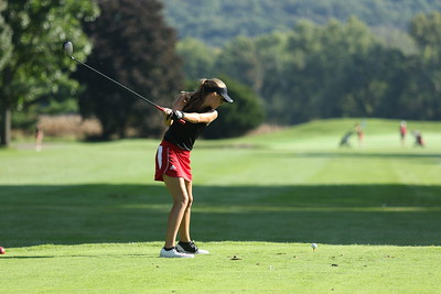 Girls' Golf vs. Garaway