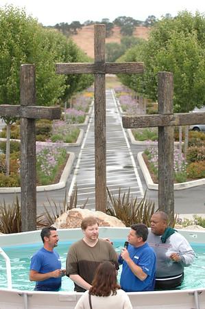 Baptism - May 21, 2006