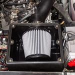 AFE CAI Air filter installed in AFE CAI