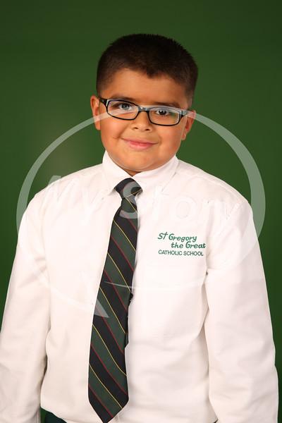 3rd Grade - Russell 2014-15