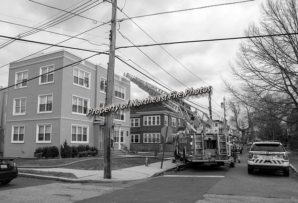 Providence- W/F Evergreen Street