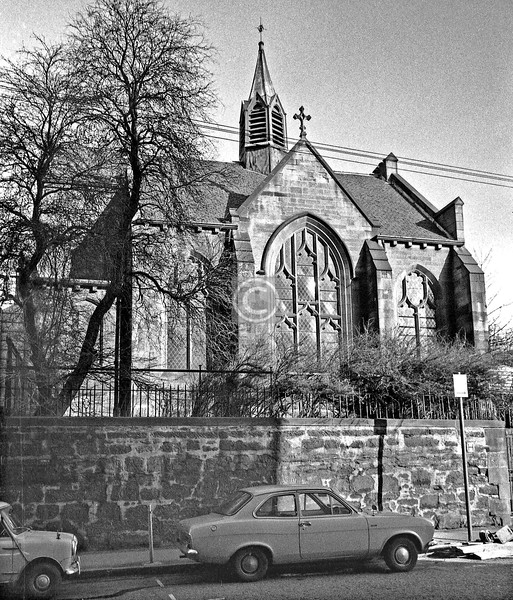 Renfrew St north side west of Scott St.
