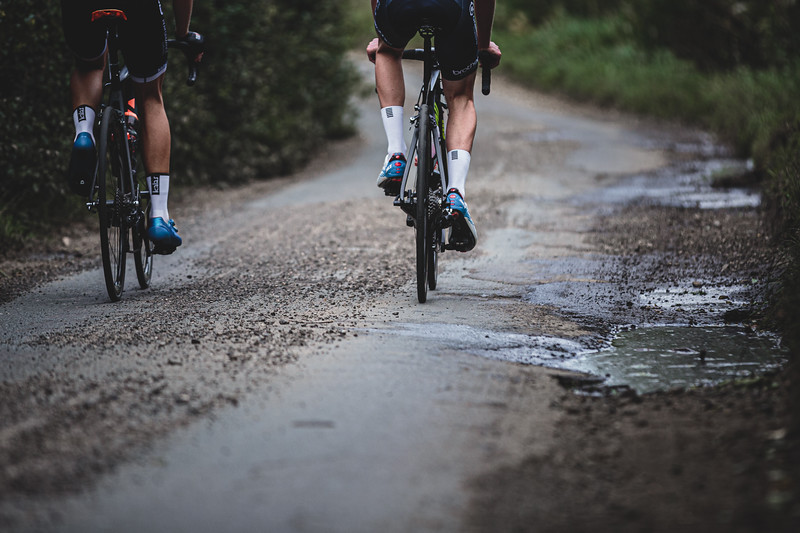 Gravel Riding at the Ryedale Grand Prix 2019