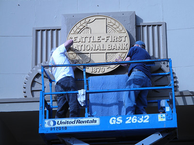 Installing the Golden Seal