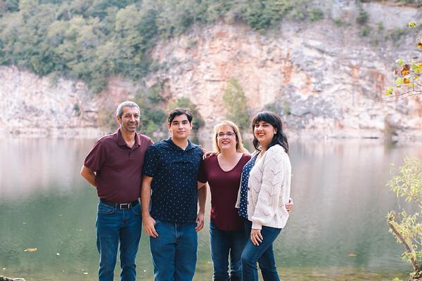 Mansouri Family: Fall 2020