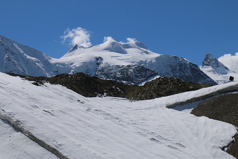 Snowfield and Bellavista