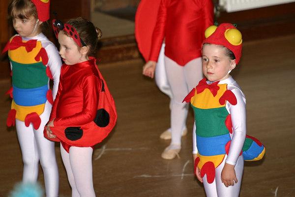 Rosie - Ugly Bug Ballet 2006