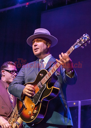 Big Bad Voodoo Daddy at the Wellmont 3-17-2016
