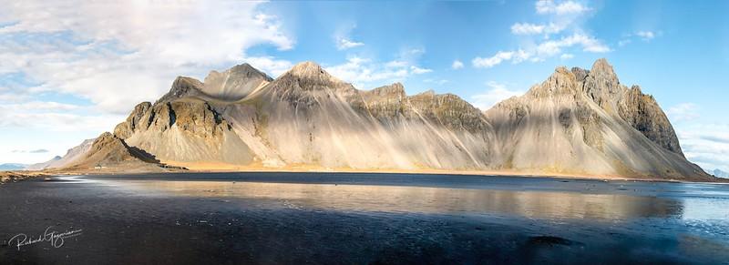 Mt Vestrahorn - Iceland