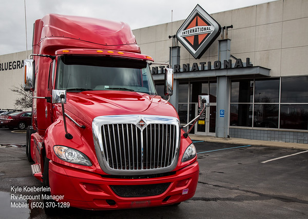 2014 International ProStar | Unit L-615