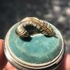 Vintage Mini Plume Pin 18