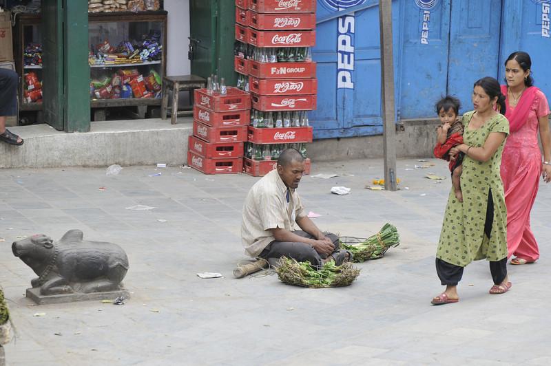 080523 3203 Nepal - Kathmandu - Temples and Local People _E _I ~R ~L.JPG
