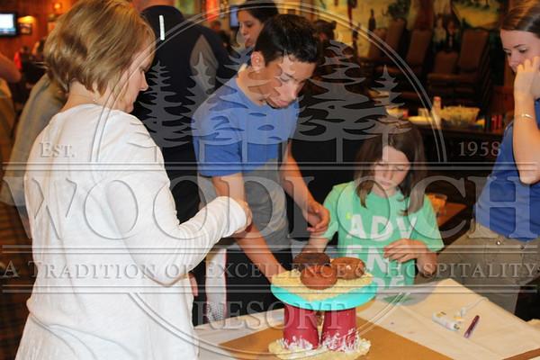 April 23 - Doughnut Showdown