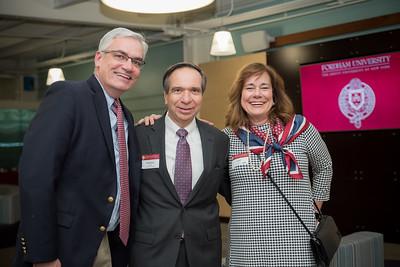 Fordham University's 2019 Los Angeles Presidential Reception