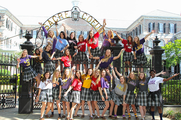 College TShirt Day (5.3.18)