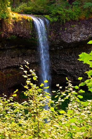 Silver Creek Falls Oregon