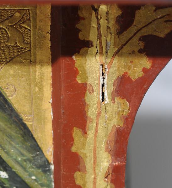 Vorzustand: Anna Altar, Predella, Vorderseite rechts AAF_0979_27-10-2011