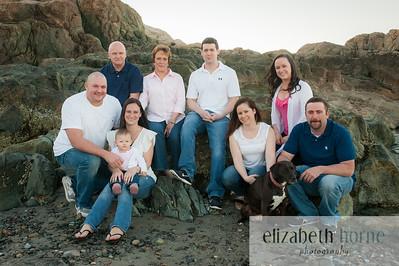 The Vaulding Family