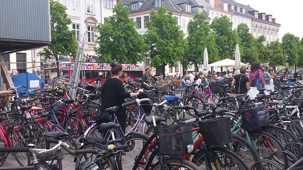 June 6, Copenhagen City