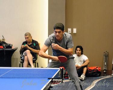 Table Tennis Tournament 08/21/16