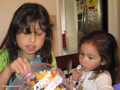 11/27 - Gigi & Phoebe