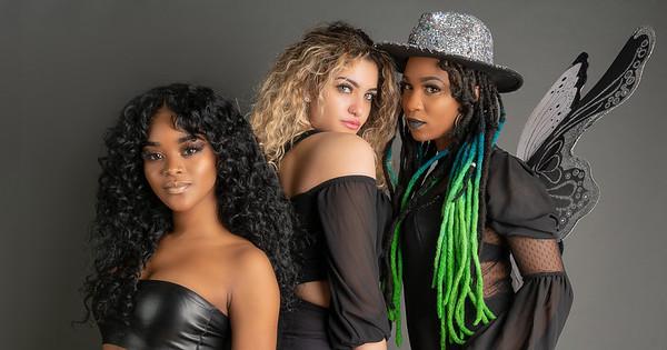 Diva Group Shoot