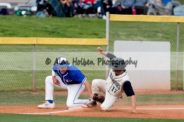 JV Baseball Dixie at Snow Canyon