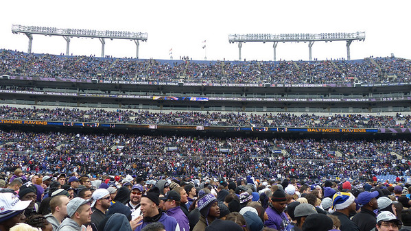 2013 - 02 - Ravens Celebration