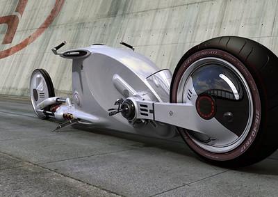 Strange motorcycles