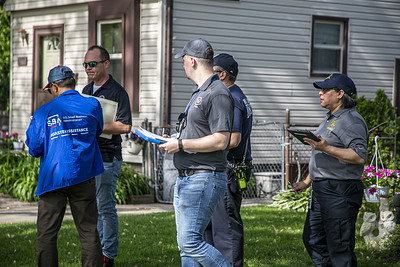 flood assessments in Dearborn Heights