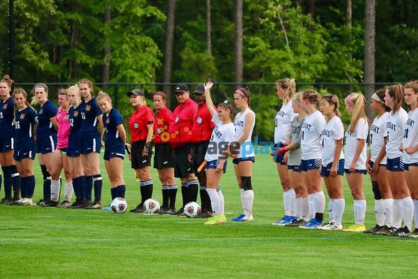 Covenant versus Highland girls soccer 2021