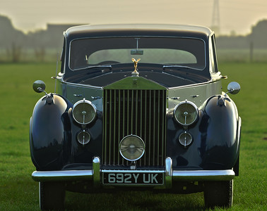 1952 Rolls-Royce Silver Wraith LWB Coachwork by Park Ward 692Y UK