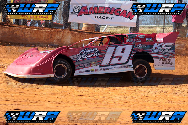 411 Motor Speedway Frostbuster Support Classes 2/27/16
