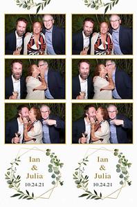 10/24/21 - Ian & Julia Wedding
