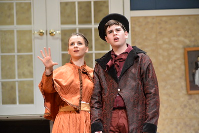 Drama Club Production of The Matchmaker
