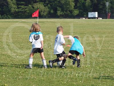 Shea Soccer Camp
