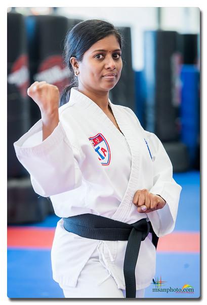 Amudha Valli's - Journey to Black Belt - Highlights