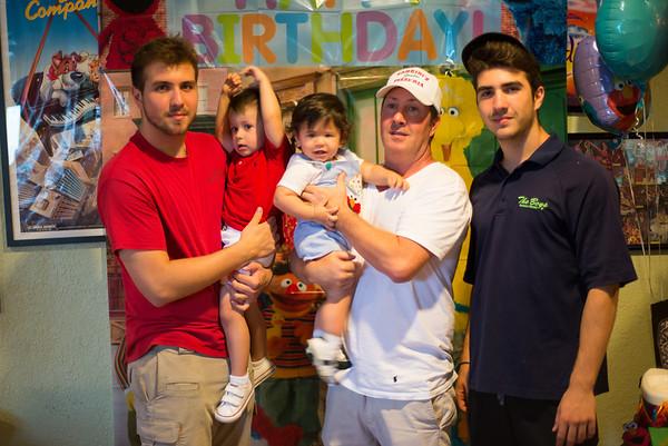 Arturo's 1st Birthday Party