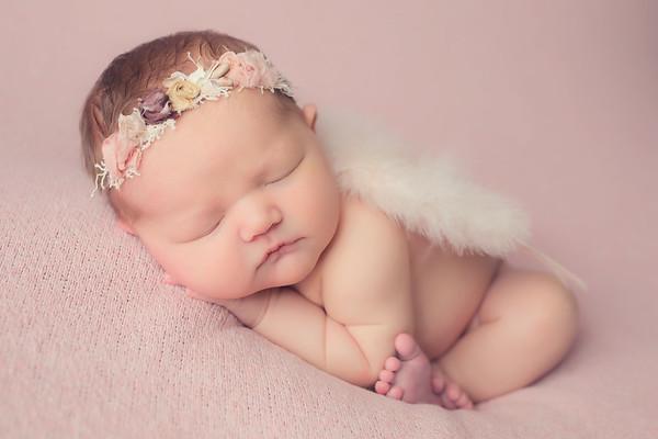Cora McKandles Newborn Session