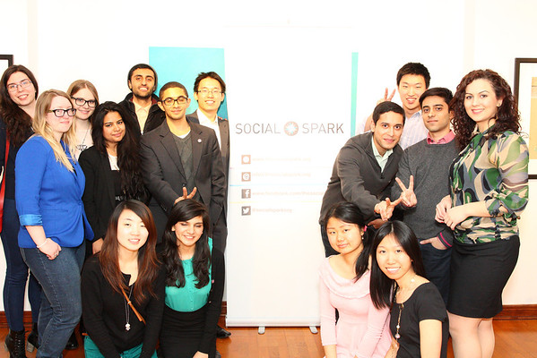 Social Spark Final Pitch