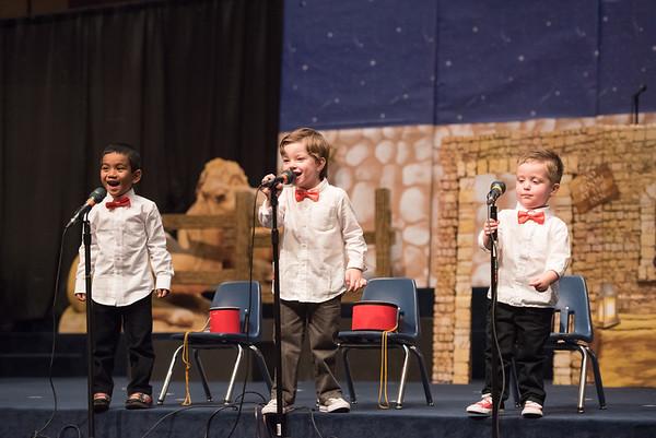 Church Kid's musical