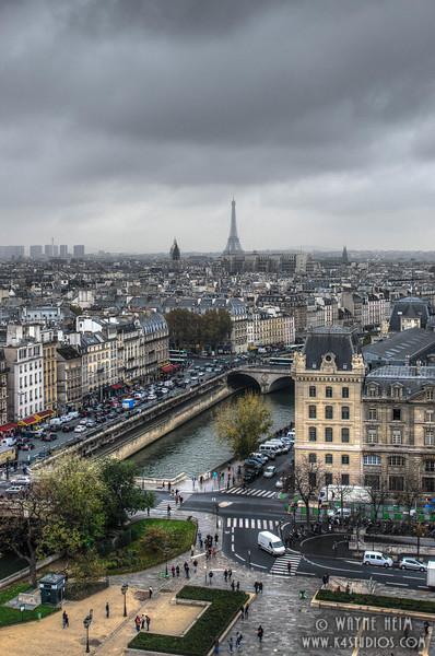 Paris France     Photography by Wayne Heim
