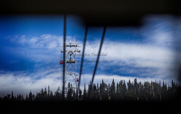 Peak 2 Peak Gondola - Whistler, Canada