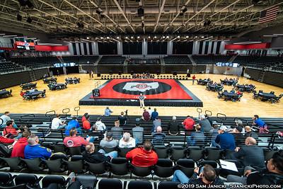 10-24-19 - Ohio State Wrestle-Offs