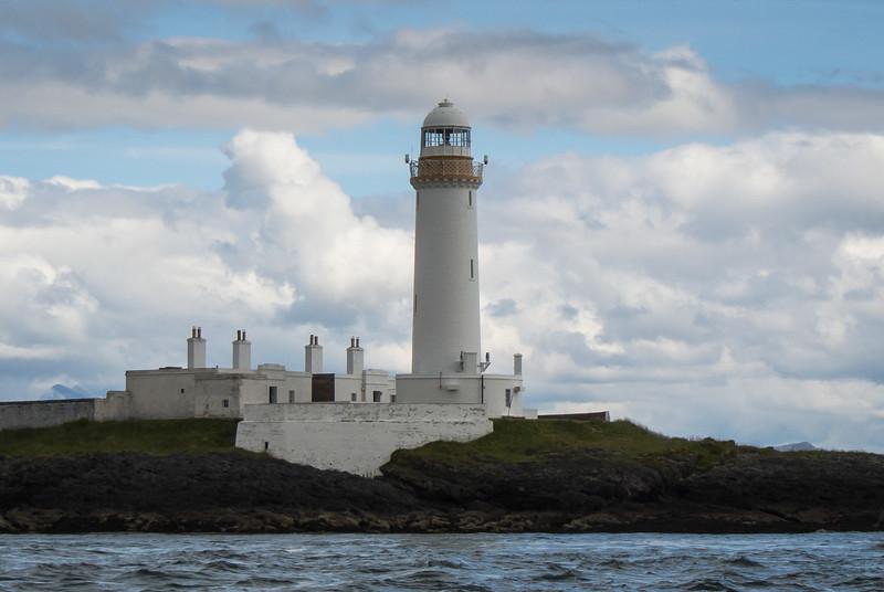 Lismore Island Light, Scotland