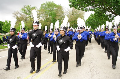 Itasca Memorial Day Parade