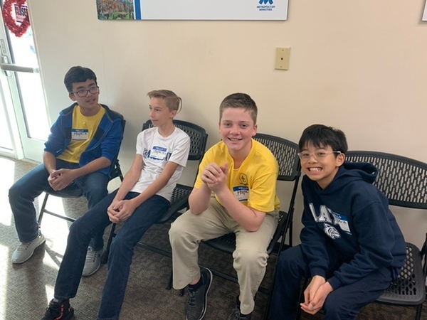 5th & 6th Grade Service Day February 2020